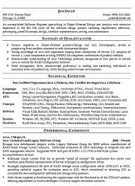Sample Resume For Java Developer 2 Year Experience Embedded Programmer Juve Cenitdelacabrera