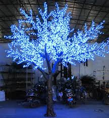 Led outdoor tree lights