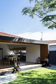 100 Bungalow Architecture Brick Addition By MODO Open House