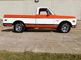 100 C10 Chevy Truck 1972 Chevrolet For Sale 2186388