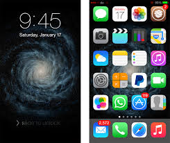 MagicColors lets you customize the Lock screen and Home screen on