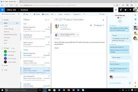 New to fice 365 in May—updates to Skype for Business Outlook