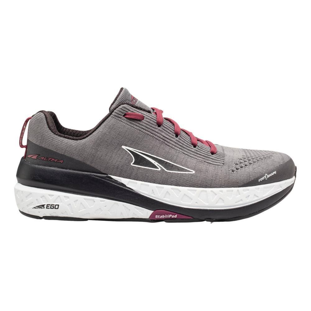 Altra Women's Paradigm 4.5 Running Shoe - Gray, 11