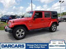 Jeep Wrangler For Sale In Jacksonville, FL 32202 - Autotrader