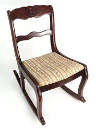 Banana Shaped Rocking Chairs by Vintage Rocking Chair Ebay