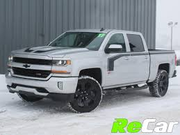 100 Rally Truck For Sale Used 2017 Chevrolet Silverado 1500 1LT 53L CREW RALLY II