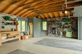 garage shelving plans garage and shed craftsman with concrete
