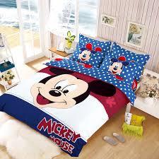 cartoon 3d bedding set minions mickey mouse hello kitty printed