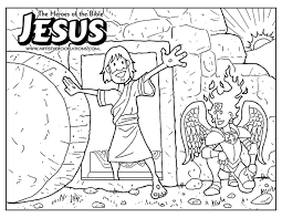 Bible Coloring Pages Behance