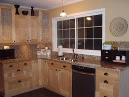 Kitchen Paint Colors With Golden Oak Cabinets by Golden Oak Cabinets With Granite Amazing Perfect Home Design
