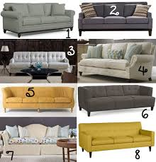 Martha Stewart Saybridge Sofa by 21 Tufted Modern Sectional Sofa Ideas The Scrap Shoppe