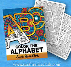 Color The Alphabet Coloring Book