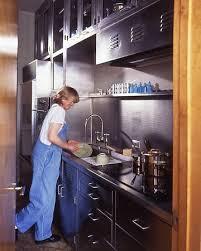 Martha Stewart s Sleek New York City Kitchen
