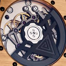 100 V01 VAULT Caliber Watch Movement Caliber Corner