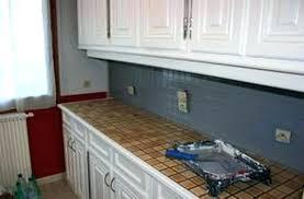 comment repeindre un plan de travail de cuisine renover plan de travail cuisine renovation plan travail cuisine