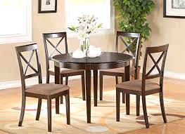 Round Dining Room Set For 4 by Round Kitchen Set Birdcages