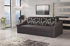de oasis groß stoff sofa mit storage