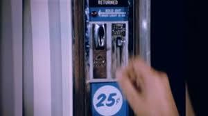 1970s Man Puts Money Coin In Vending Machine Hot Coffee Vintage Film Movie