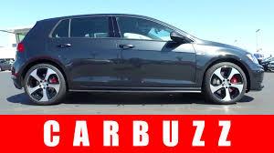 2016 Volkswagen Golf GTI Review The Best Hot Hatch Ever