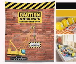 100 Truck Birthday Party Supplies Construction Decorations Boy Dump