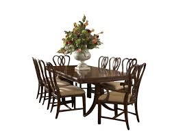 Fine Furniture Design Hyde Park Casual Dining Room Set With Table 6 X Side