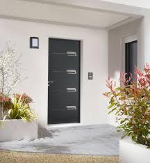 porte d entrée acier saya porte acier design zilten