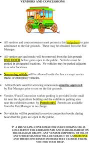 100 Used Service Trucks VENDORS AND CONCESSIONS PDF Free Download