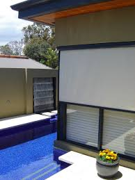 Modern Outdoor Retractable Blinds And Awnings. Using External ... Outside Blinds And Awning Black Door White Siding Image Result For Awnings Country Style Awnings Pinterest Exterior Design Bahama Awnings Diy Shutters Outdoor Awning And Blinds Bromame Tropic Exterior Melbourne Ambient Patios Patio Enclosed Outdoor Ideas Magnificent Custom Dutch Surrey In South Australian Blind Supplies