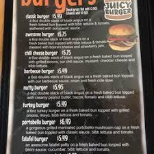 photos for sofa king juicy burgers menu yelp