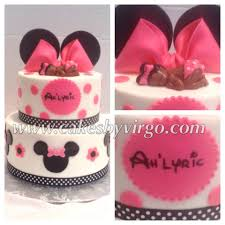 Baby Minnie Mouse Baby Shower Theme by Minnie Mouse Baby Shower Cakes Best Inspiration From Kennebecjetboat