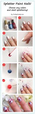 22 Super Easy Nail Art Designs And Ideas For 2018 - Pretty Designs Holiday Nail Art Designs That Are Super Simple To Try Fashionglint Diy Easy For Short Nails Beginners No 65 And Do At Home Best Step By Contemporary Interior Christmas Images Design Diy Tools With 5 Alluring It Yourself Learning Steps Emejing In Decorating Ideas Fullsize Mosaic Nails Without New100 Black And White You Will Love By At