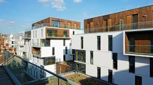 100 Residential Architecture Magazine Ameller Dubois Et Associs Residential Complex Finds Peace