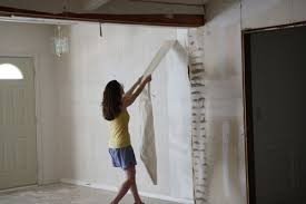 Vinyl Covered Sheetrock Ceiling Tiles by Yes You Can How To Remove Wallpaper From Unprimed Drywall