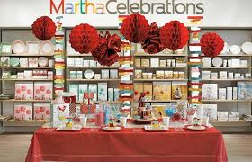 View In Gallery Martha Stewart Display Inside JCPenney