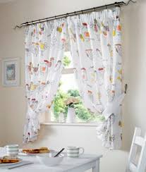 White Eyelet Kitchen Curtains by Kitchen Curtains Cheapcurtains Co Uk