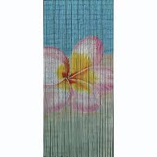 Bamboo Beaded Door Curtains Australia by Frangipani Beaded Door Curtains Buy Online