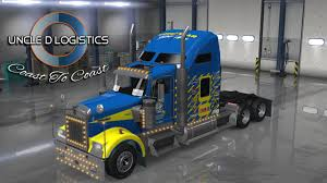 Uncle D Logistics Goodyear Racing Kenworth W900 Skin • ATS Mods ... Goodyear Introduces Its Latest Longhaul Tire At Nacv 2017 Launches New Steer Tire For Longhaul Operations Transport Shows Off Selfflating Truck Tires European Technology Amazoncom Heavy Duty Commercial Truck Tires Goodyear Assurance Fuel Max Stock Photos Images Alamy Tyre Fitting Hgvs Newtown Bridgestone Pirelli Ppares Wtherready Rollout Rubber And Plastics News Prices Best Resource Media Gallery Cporate Indianapolis Circa June And