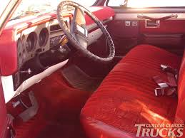 100 Truck Interior Parts 1985 Chevrolet Silverado Hot Rod Network