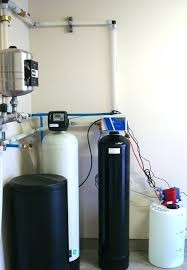 whole home water softener