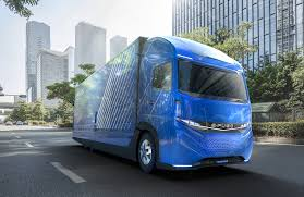 Mitsubishi E-Fuso Points To The Future Of Electric Semi Trucks For ...