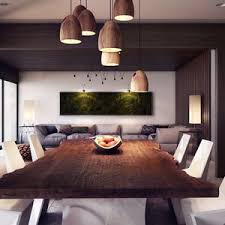 Fresh Living Room Thumbnail Size Modern Dining Ideas Open Space Glass Door Table Chandelier