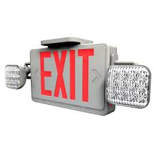led emergency exit signs retrofit kits reduce energy