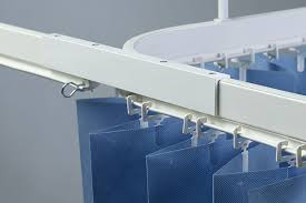 Cubicle Curtain Track Manufacturers by Cubicle Curtain Tracks And Window Curtain Rails Alpha Blinds