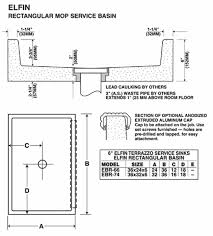 Mop Sink Faucet Dimensions by Mop Sinks And Accessories For Janitors And Custodians