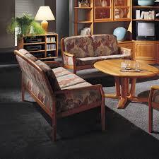 modernes sofa 1613 dyrlund stoff aus kirschbaum 2