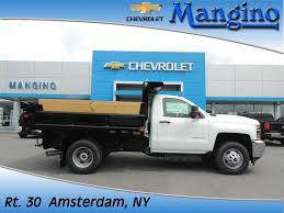 2018 Chevrolet Silverado 3500HD In Amsterdam, NY At Mangino Chevrolet