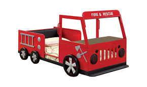 100 Black Fire Truck Amazoncom Furniture Of America Youth Design Metal Bed