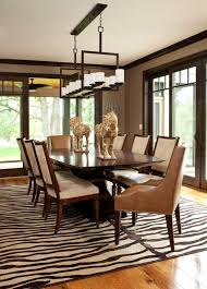 5 Rooms Featuring a Zebra Print Rug