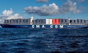 le plus gros porte conteneurs français est aussi le plus high tech