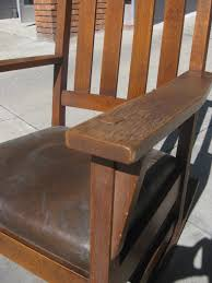 UHURU FURNITURE & COLLECTIBLES: SOLD - Mission Oak Rocking ... Art Fniture Summer Creek Outdoor Swivel Rocker Club Chair In Medium Oak Antique Revolving Desk C1900 Dd La136379 Amish Home Furnishings Daytona Beach Mcmillins Has The Stonebase Osg310 Glider Height Back White Wood Porch Rocking Chairs Which Rattan Wegner J16 El Dorado Upholstered 1930s Vintage Hillcrest Office Desser Light Laminated Mario Prandina Ndolo Rocking Chair In Oak Awesome Rtty1com Modern Gliders Allmodern